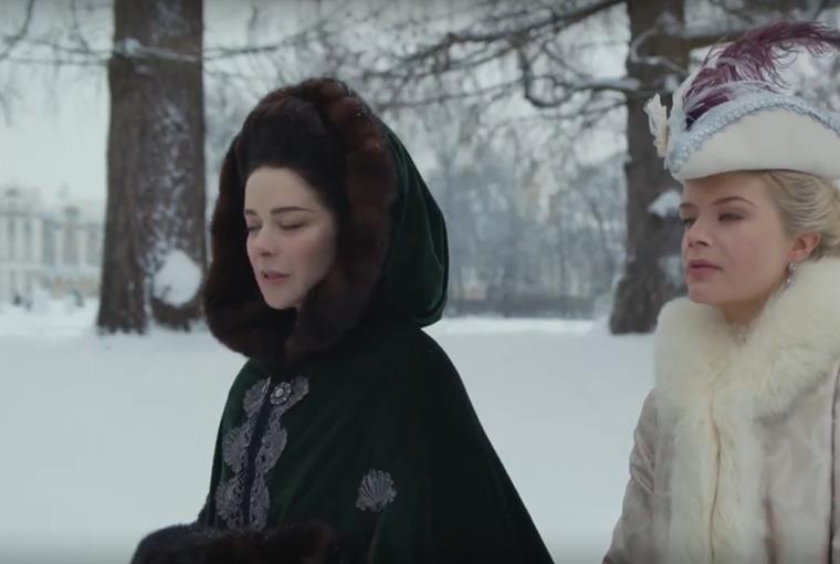 Содержание всех 16 серий сериала Екатерина Самозванцы