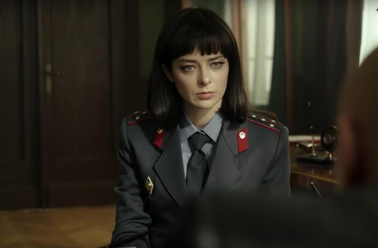 Актеры сериала Новое дело майора Черкасова список