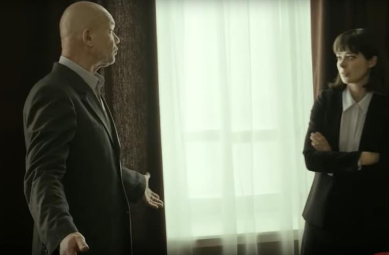 Актеры сериала Новое дело майора Черкасова Мосгаз