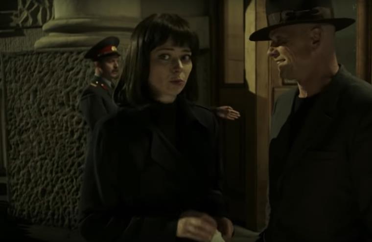 Актеры сериала Новое дело майора Черкасова и роли