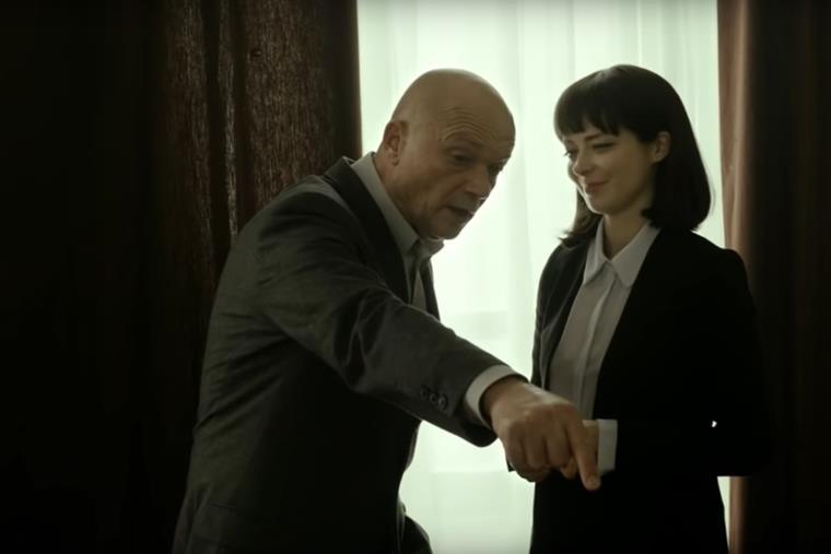 Актеры сериала Новое дело майора Черкасова Первый канал
