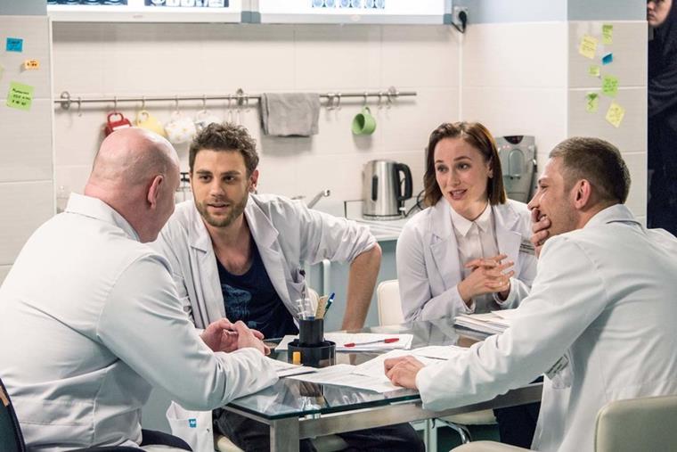 Доктор Рихтер 3 сезон содержание серий