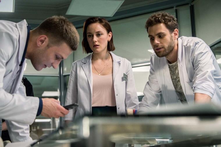 Доктор Рихтер 3 сезон описание серий читать