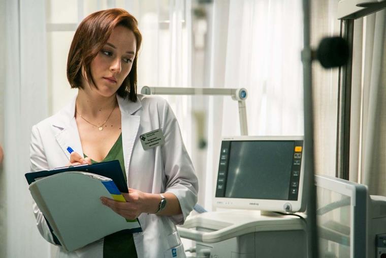 Доктор Рихтер 3 сезон содержание всех серий
