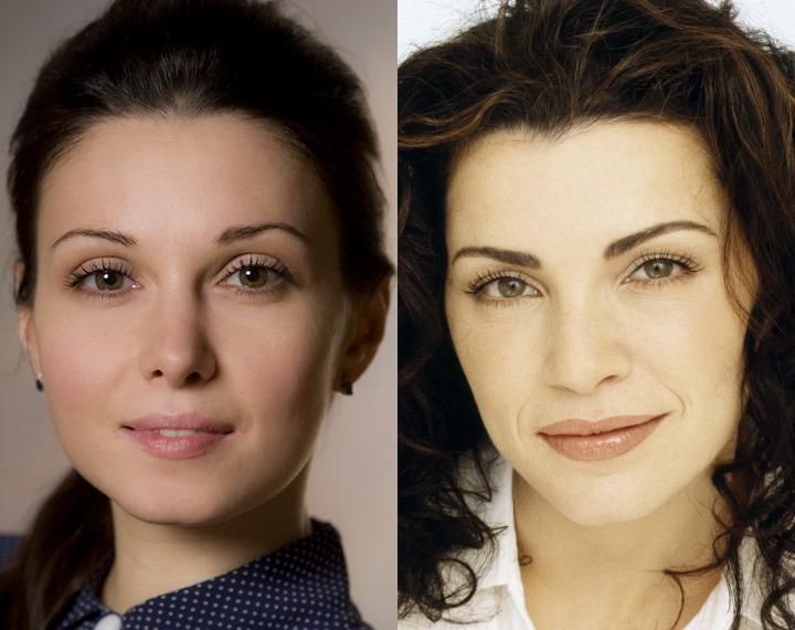 Актеры русского сериала Хорошая жена