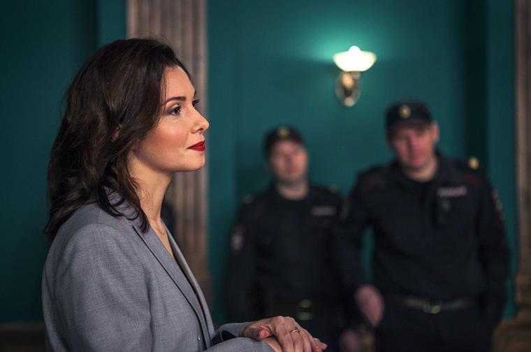 Актеры российского сериала Хорошая жена
