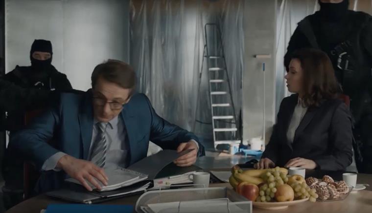 Актеры российского сериала Хорошая жена НТВ