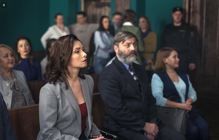 Описание серий сериала «Хорошая жена» (Россия)