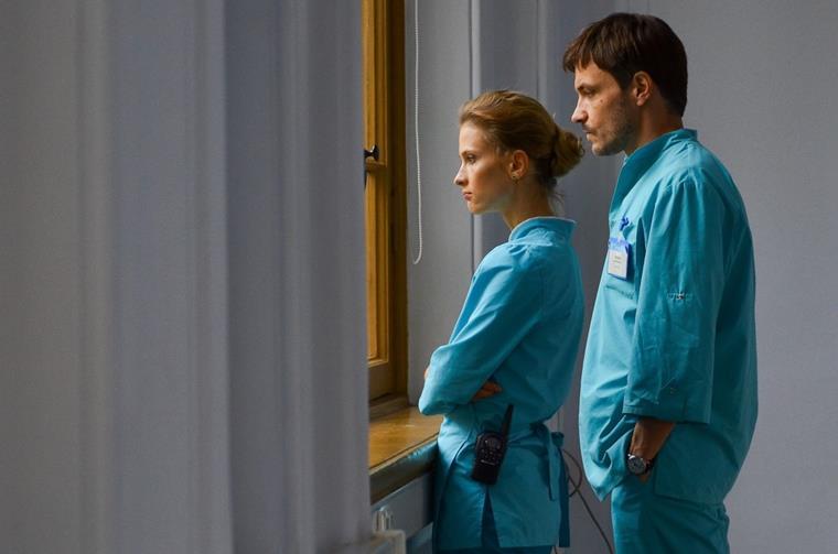 Актеры и роли сериала «Тест на беременность»