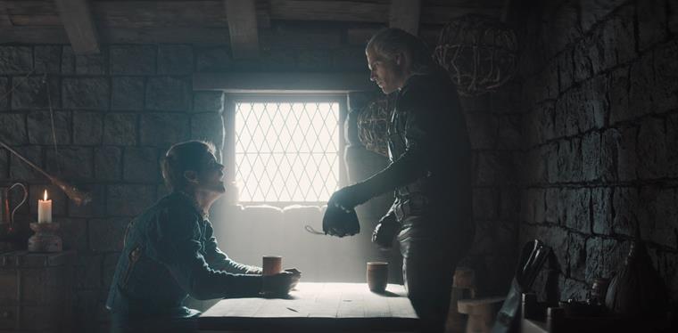 Описание серий сериала Ведьмак