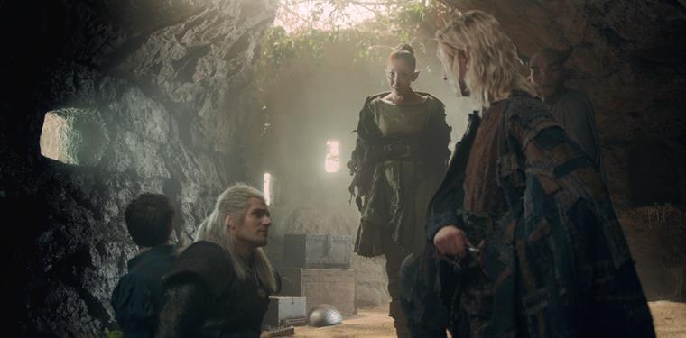 Описание содержания сериала Ведьмак