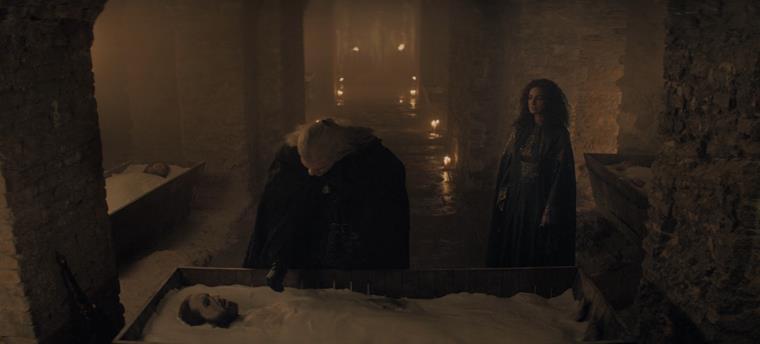 Описание 3 серии 1 сезона Ведьмака