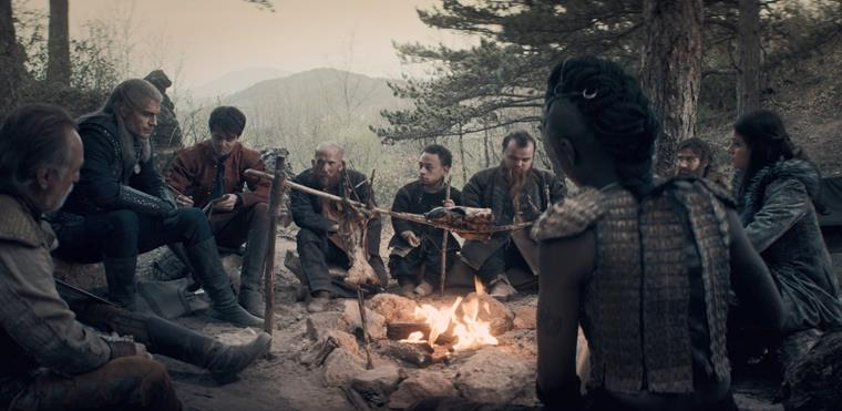 Содержание 1 сезона Ведьмака