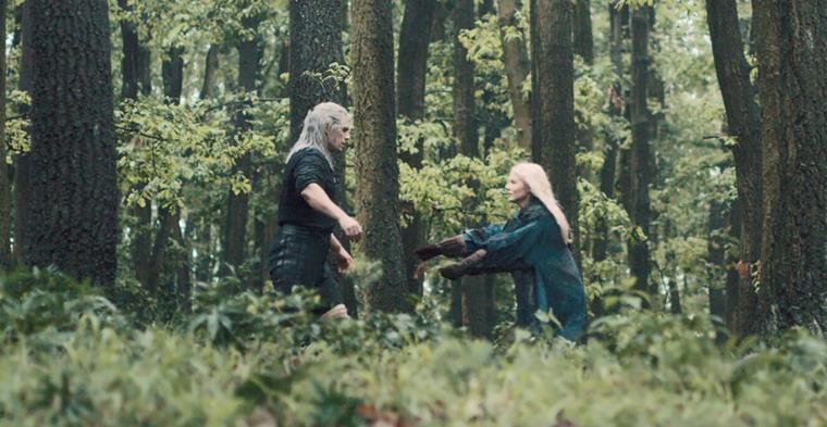 Объяснение концовки 1 сезона Ведьмака