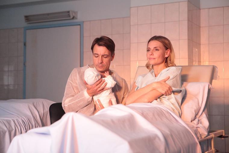 Актеры и роли сериала «Поздний срок»