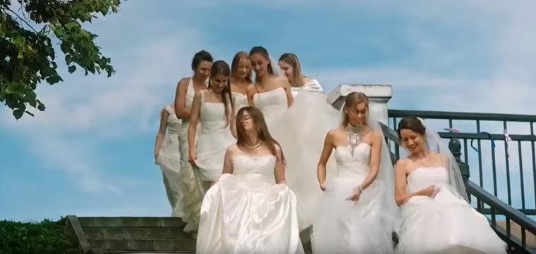 Сериал Город невест Россия-1 описание