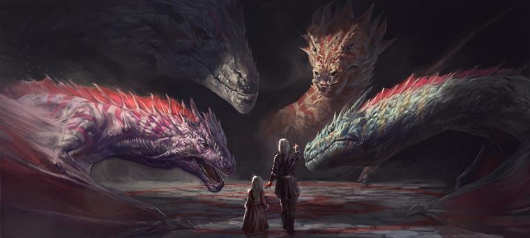 Дата выхода 1 сезона сериала «Дом дракона»
