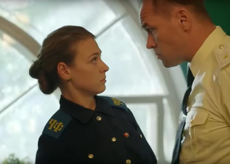 Невеста комдива 2020 актеры список