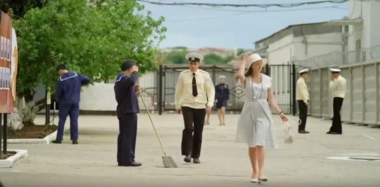 Сериал Невеста комдива 2020 расписание показа