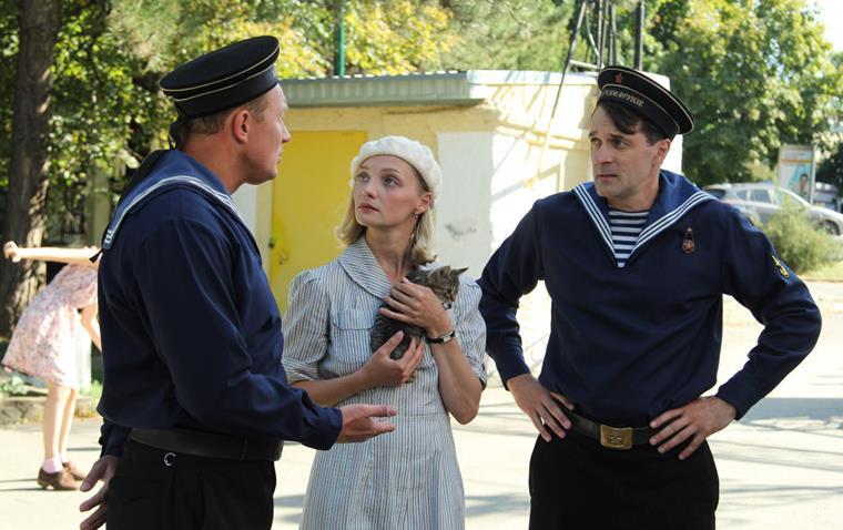 Содержание серий сериала «Черное море»