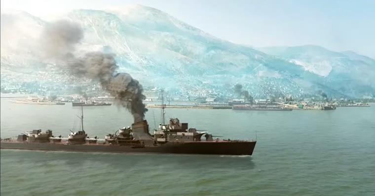 Сериал Черное море описание серий