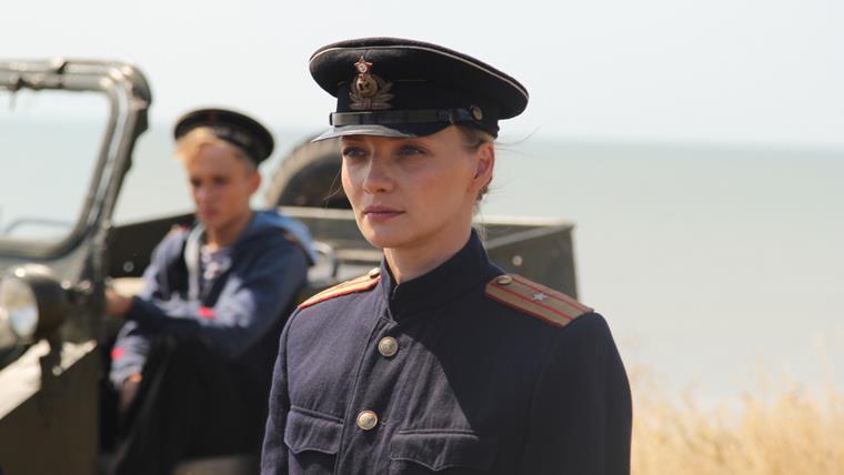 Актеры и роли сериала «Черное море»