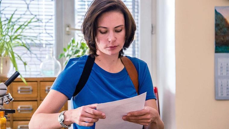 Актеры и роли сериала «Катя и Блэк»