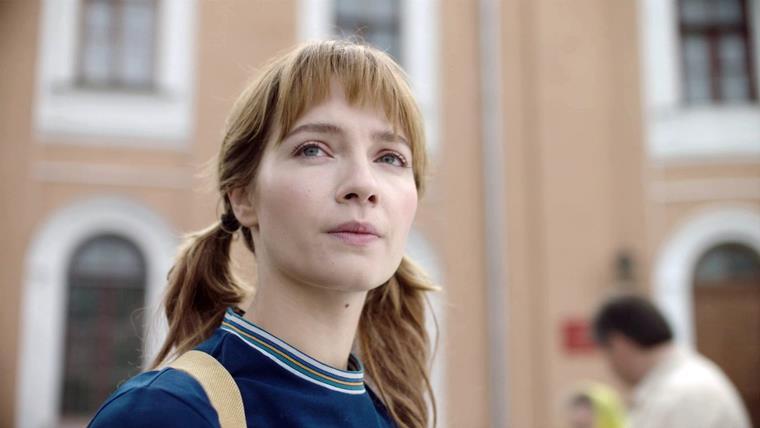 Актеры и роли сериала «Журавль в небе»