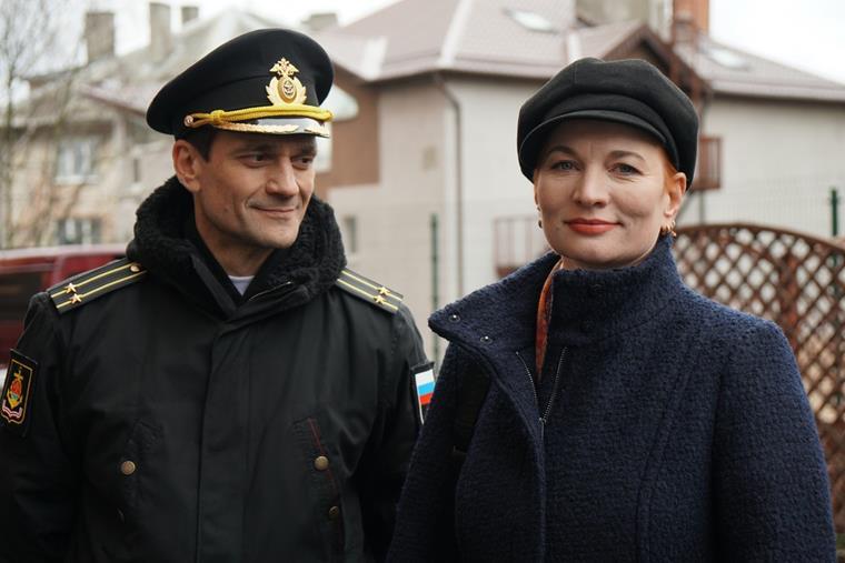 Содержание серий сериала «Андреевский флаг» (2020)