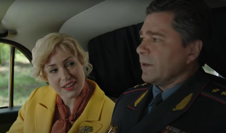 Сериал Серебряный бор: кадр 4