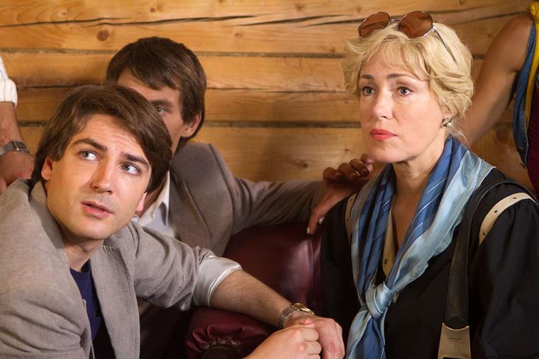 Актеры и роли сериала «Серебряный бор» (2017)