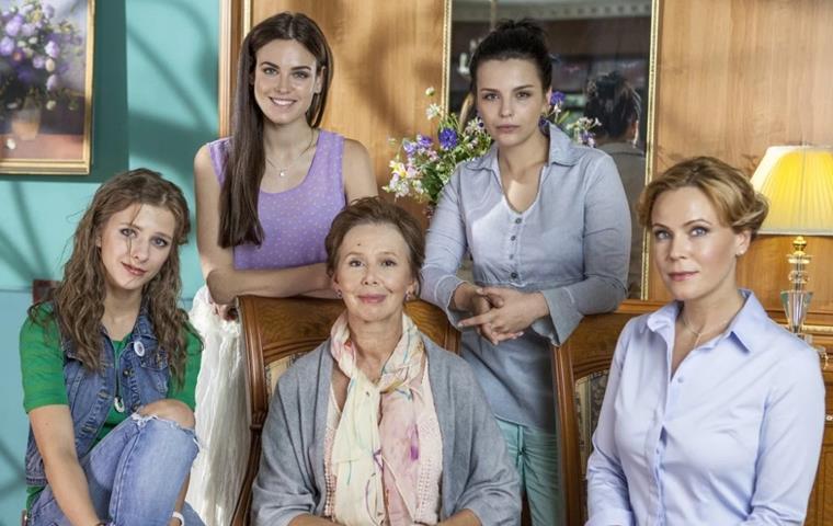 Актеры и роли сериала «Осиное гнездо» (2017)