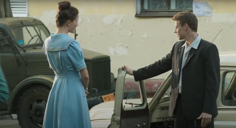 Актеры сериала В созвездии Стрельца: кадр 9