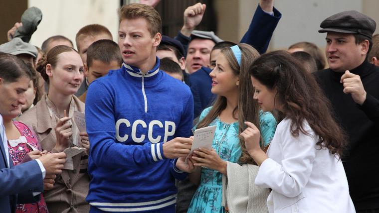 Актеры и роли сериала «В созвездии Стрельца» (2015)