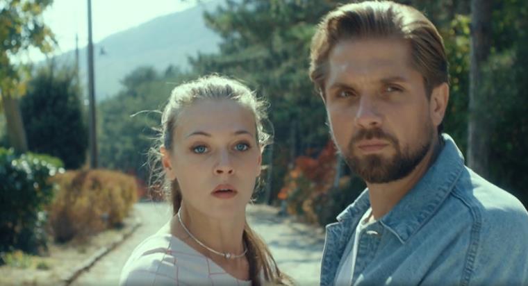 Актеры и роли сериала «Давай найдем друг друга» (2020)