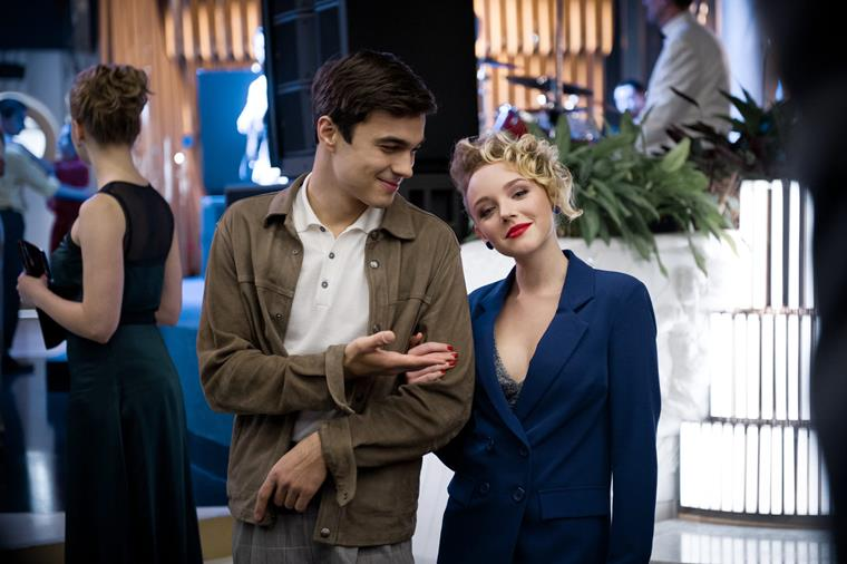 Актеры и роли сериала «Тонкие материи» (2020)