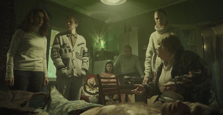 Сериал Эпидемия описание 1 сезона полностью