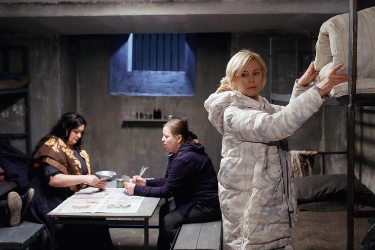 Актеры и роли сериала «Теорема Пифагора» (2020)