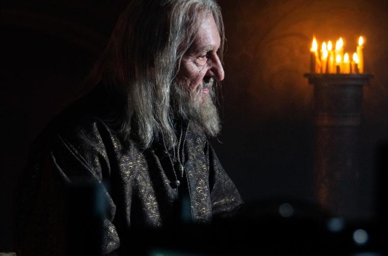 Актеры и роли сериала «Грозный» (2020)