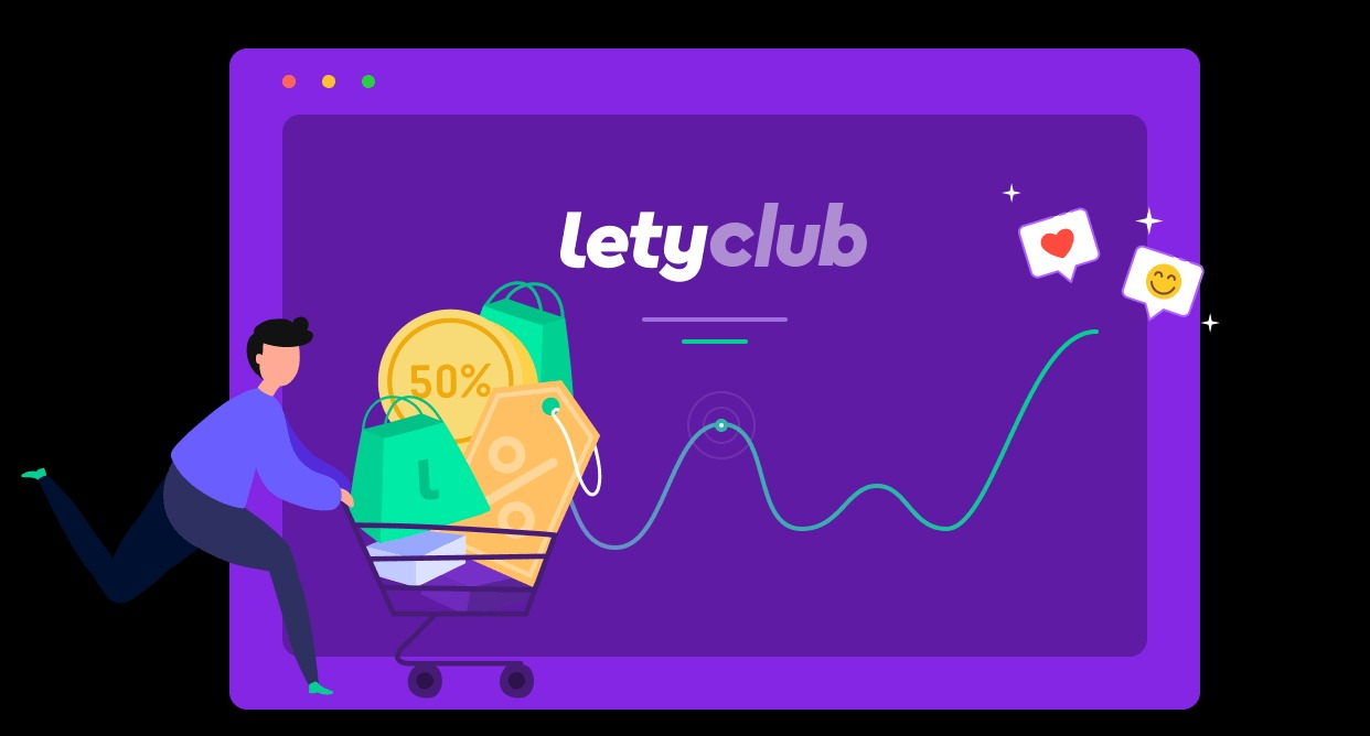 Промокоды Алиэкспресс от онлайн-платформы LetyClub