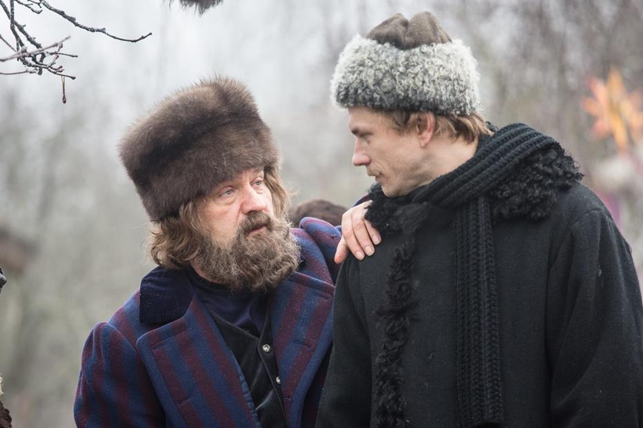 Расписание показа сериала «Угрюм-река» на Первом канале