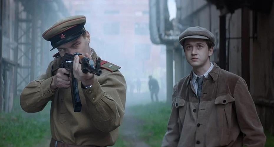 Актеры и роли фильма «Калашников» (2020)
