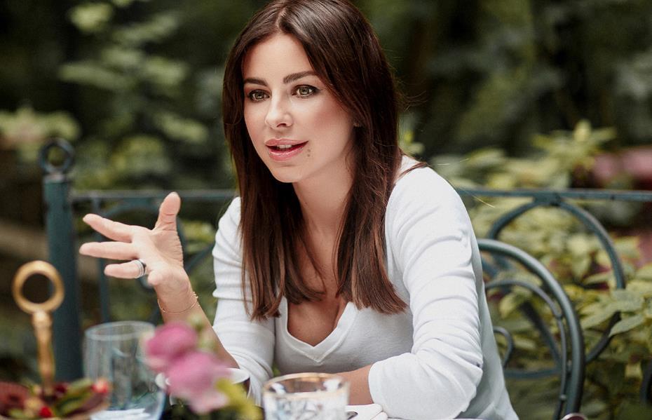 Ани Лорак дала эксклюзивное интервью изданию