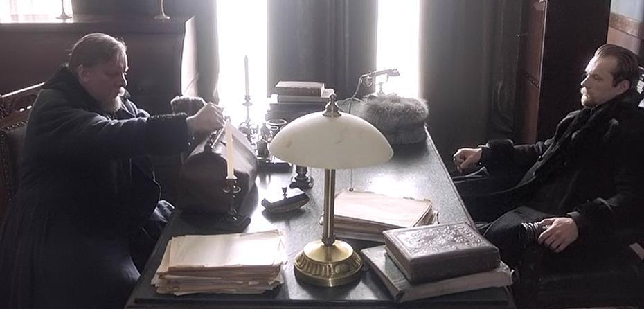 Содержание всех серий нового фильма Угрюм-река