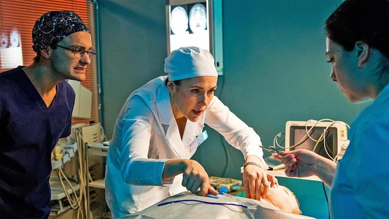 Содержание серий сериала «Спросите медсестру» (2021)