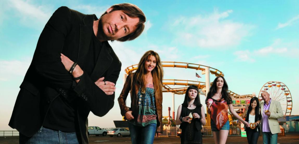 Что посмотреть наподобие сериала «Блудливая Калифорния»