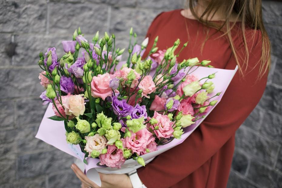 Доставка цветов в Минске от компании «Флауэр Сервис»